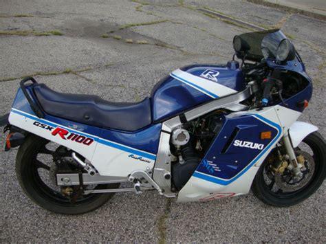 Suzuki Gsxr 1100 Turbo 1987 Suzuki Gsxr1100 Turbo Charged Runs Rides 6200