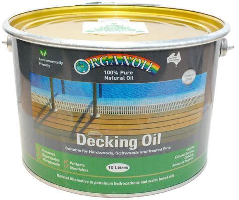 organoil decking organoil timber decking merbau 10 litre exterior