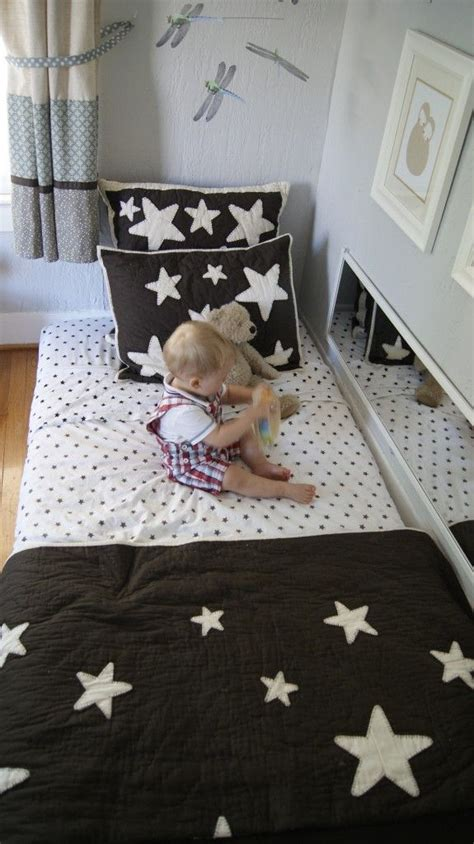 floor bed baby 17 best images about montessori on pinterest shelves