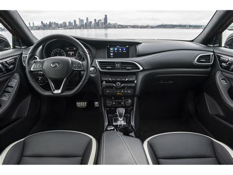 infiniti qx30 interior infiniti qx30 prices reviews and pictures u s news