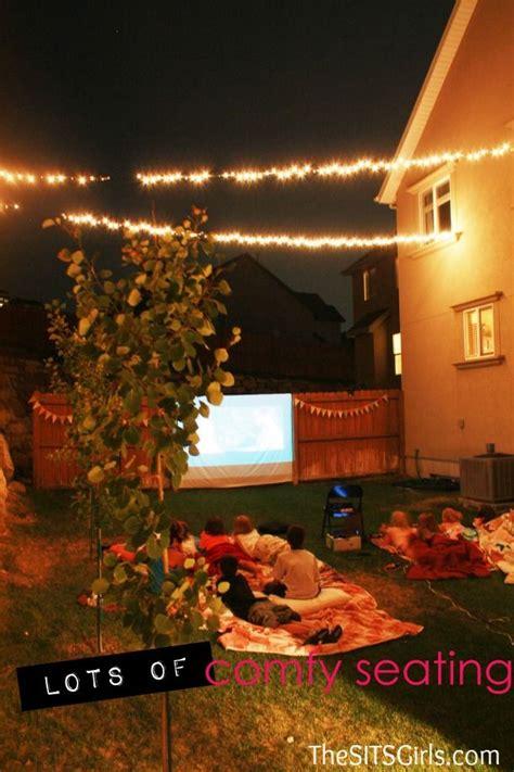 best movies for backyard movie night best 25 backyard movie nights ideas on pinterest