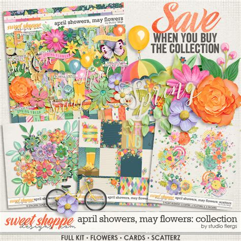 Sweet April Showers Do May Flowers by April Showers May Flowers Collection Fwp By Studio