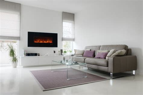 modern electric fireplaces angies list