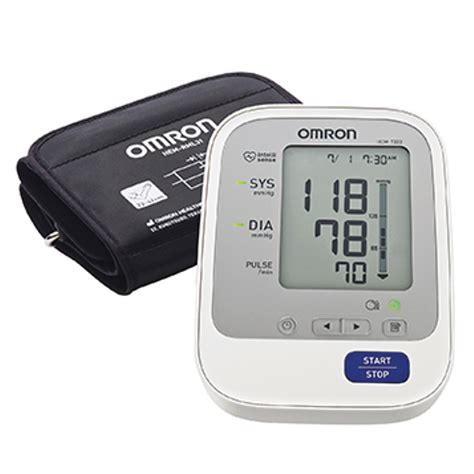 Omron Auto Blood Pressure Monitor by Whiteley Allcare Evaluation Anatomical Blood Pressure