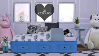 sims 4 cc beds sims 4 custom content finds dreamcatchersims4 basic day