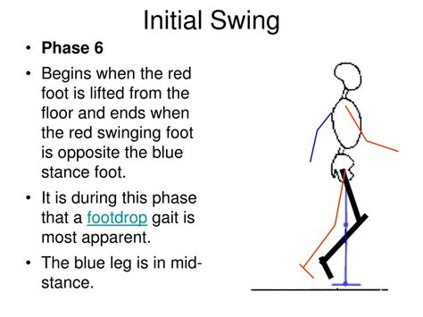 swing gait ppt gait analysis powerpoint presentation id 753931