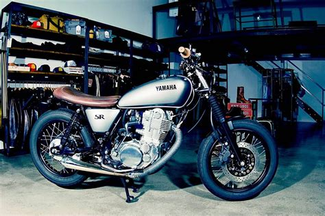 Yamaha Motorrad Sr 400 by Yamaha Sr 400 Quot Projekt Ld Quot Motorrad Fotos Motorrad Bilder