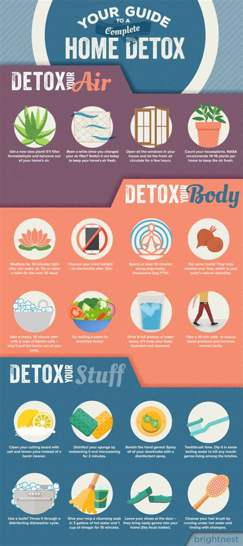 Unburdened Home Detox Guide by Best 25 Detox Ideas On Healthy Water Detox