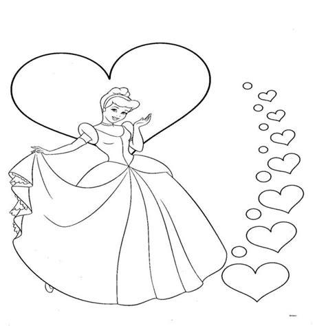 imagenes para colorear princesas de disney dibujo de princesa para colorear dibujos princesas disney