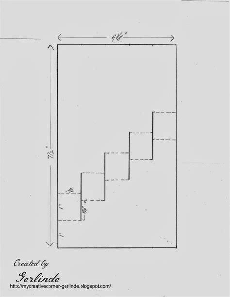 vertical fold card template gerlinde s vertical stair step card jpg 1 236 215 1 600 pixels