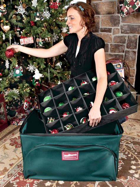 tips tricks and gadgets for storing christmas decorations