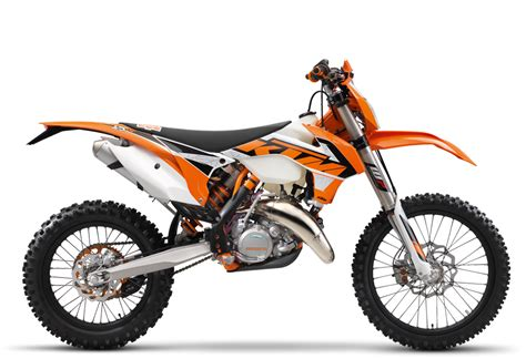 New Ktm 125 Ktm 125 Exc 2016 Trevor Pope Motorcycles Parts Spares