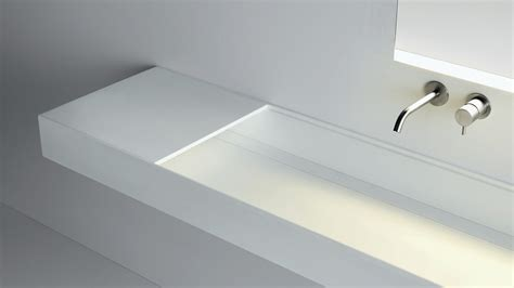 lavabi in corian techlab italia bagno in corian e in solid surface