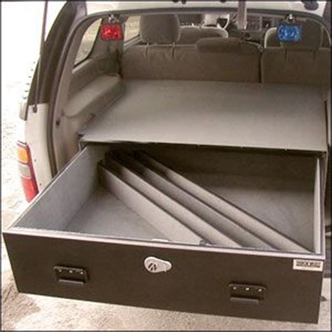 Cargo Drawers For Suv by One Drawer Magnum Suv Vaults