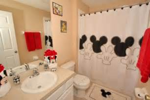 mickey mouse bathroom ideas my mickey canisters my brother in law helped me make i
