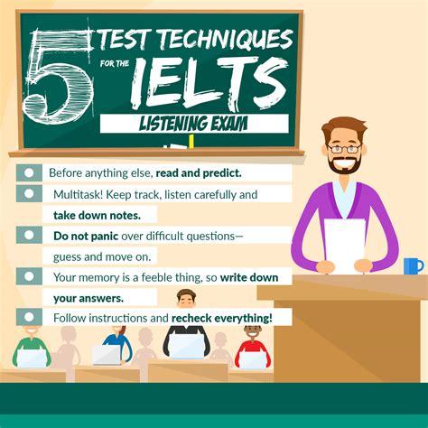 ielts listening test five test techniques for the ielts listening ielts