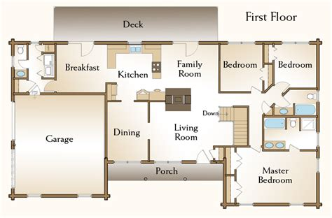 real log homes floor plans the brewster log home floor plans nh custom log homes
