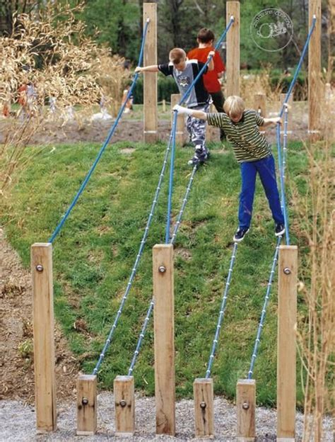 backyard climbing rope 99 best images about obstacle course on pinterest
