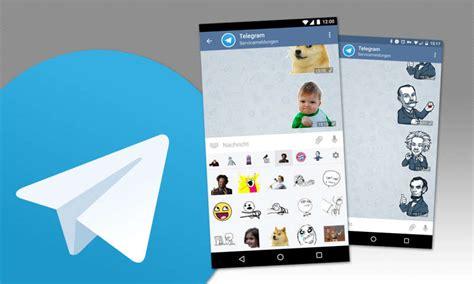 Lustige Sticker Telegram by Telegram Neue Sticker Finden Und Hinzuf 252 Connect