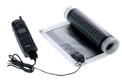 Solar L Charger by Waterproof Solar Charger Called Solarroll Best Solar Energy