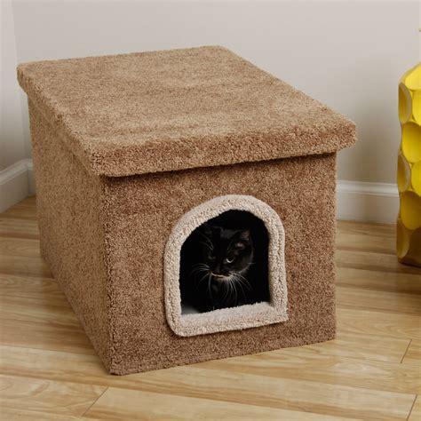 simple box ideas an easy diy cat litter box ideas homesfeed