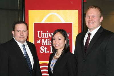Umsl Mba Rankings by Umsl S Pmba Team Scores At Acg Interuniversity Cup Umsl