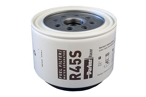 fuel filter replacement cost r45s racor replacement fuel filter water separator