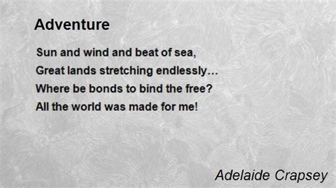 Annabel Lee By Edgar Allan Poe adventure poem by adelaide crapsey poem hunter comments