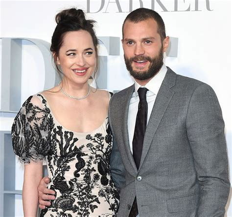 fifty shades of grey actors dislike each other fifty shades darker news jamie dornan knows it s