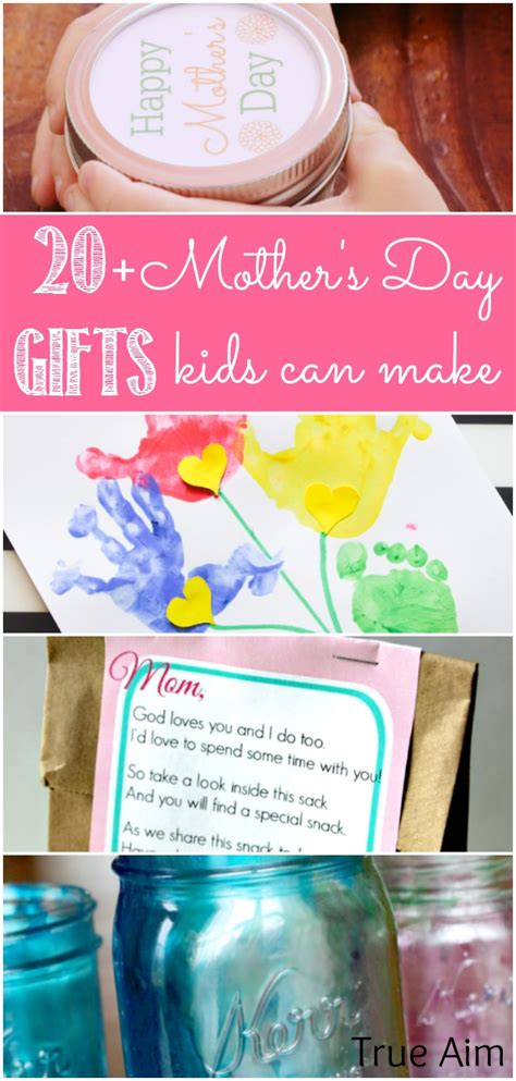 Mothers Day Cards Ideas 20 Mother S Day Gifts Kids Can Make True Aim