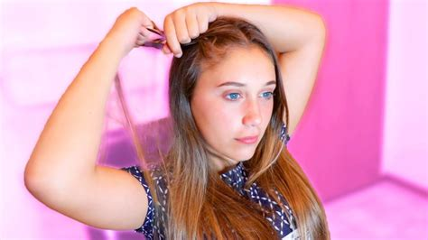 Easy Gymnastics Hairstyles by Easy Gymnastics Meet Hairstyles