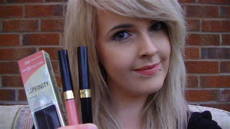 max factor lipfinity lip colour   impressions