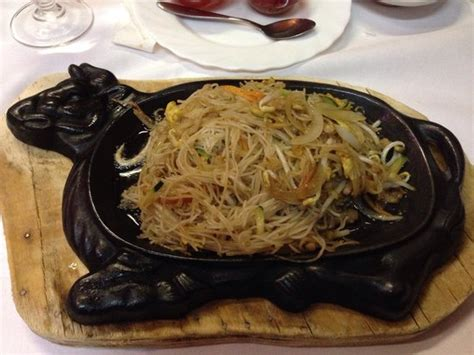 come cucinare spaghetti di riso cinesi spaghetti di riso foto di delizie cinesi firenze