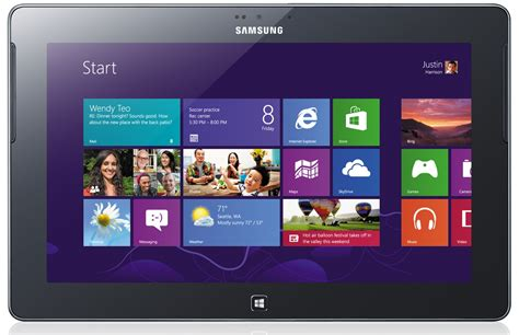Samsung Tab Os Windows samsung ativ tab specifications and price details gadgetian