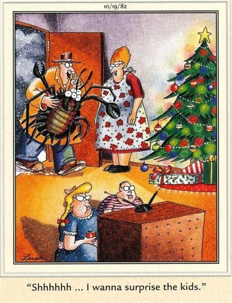 side   side christmas humor  side cartoons