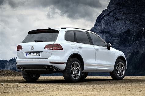 what is volkswagen in german new volkswagen touareg launched in germany with tdi and