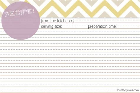 6 best images of cute printable recipe cards strawberry 8 best images of free printable 3x5 recipe cards