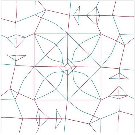 Crease Pattern Origami - 170 best images about tesselation on origami
