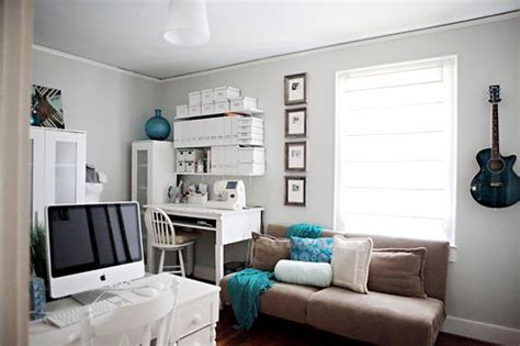spare bedroom study ideas house crashing inspired inexpensive young house love