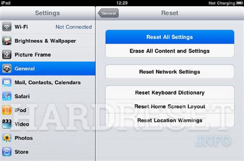 resetting wifi ipad download click hard reset apple ipad mini wifi