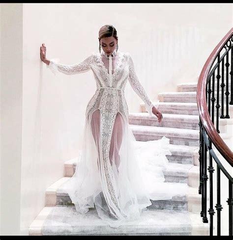 beyonce wedding gown dress beyonce beyonce dress white dress goddess