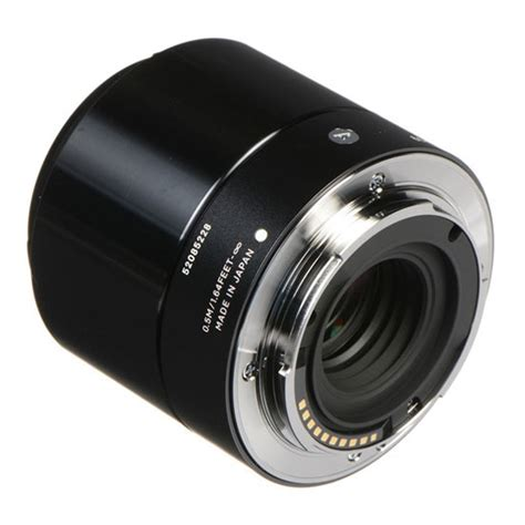 Sigma 60mm F 2 8 Dn A For Sony jual lensa sigma 60mm f2 8 dn a for sony e mount harga murah