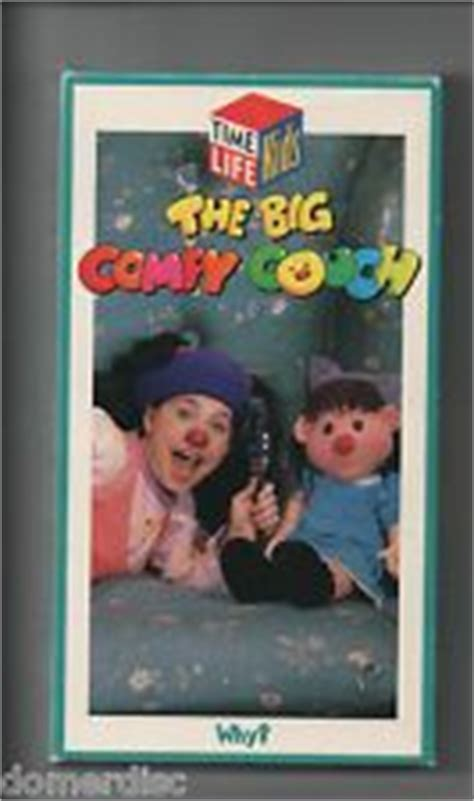 the big comfy couch vhs pin by rebecca hawk on takes me back pinterest