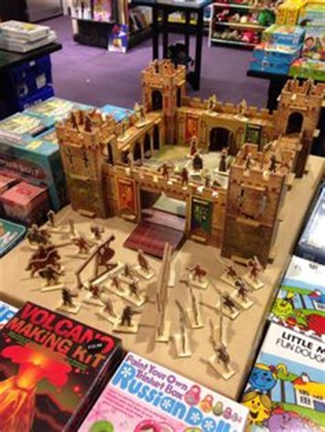 Usborne Slot Together Castle the model castle that you could make with our brand new