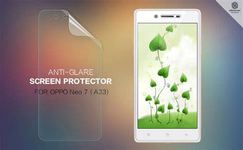 Nillkin Frosted Oppo Neo 5 A31t nillkin matte scratch resistant protective for oppo neo 7 a33