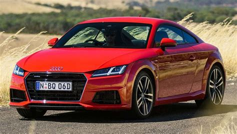 Audi Tt S by Audi Tt S Line 2016 Review Carsguide