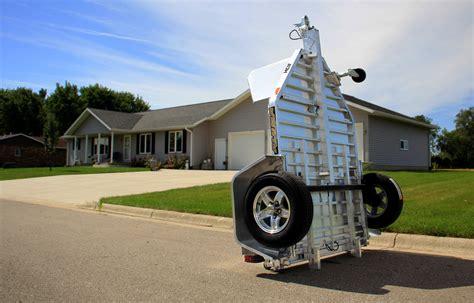 motocross bike trailer mc1f motorcycle trailer aluminum folding trailers aluma