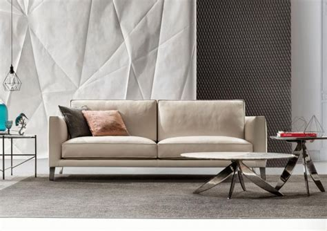 berto divani divano 4 posti in pelle berto shop