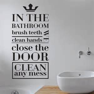 Wall Stickers For The Bathroom in the bathroom wall sticker wall stickers