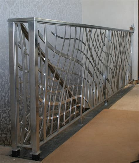 stainless steel banisters stainless steel balustrade by topp co balustrades